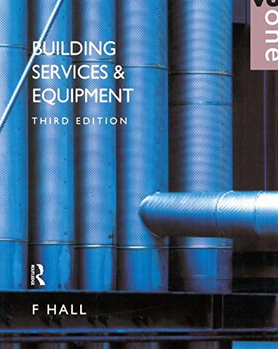 Building Services and Equipment: Volume 1 von Pearson Longman