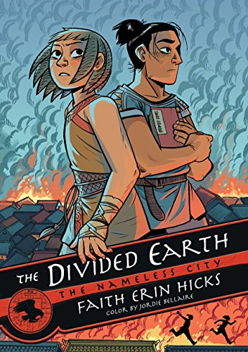 The Nameless City: The Divided Earth von FIRST SECOND