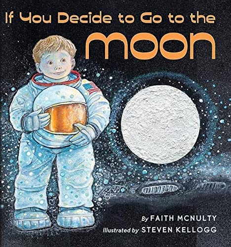 If You Decide to Go to the Moon (Rise and Shine) von Scholastic Ltd.