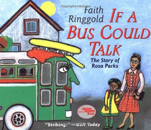 If A Bus Could Talk: The Story of Rosa Parks (Reading Rainbow Book) von Aladdin