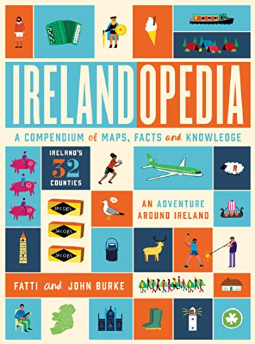Irelandopedia: A Compendium of Maps, Facts and Knowledge von Gill
