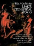 Major Orchestral Works (Full Score): Partitur, Dirigierpartitur für Orchester (Dover Music Scores)