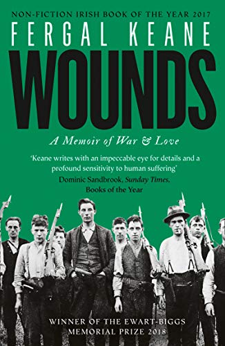 Keane, F: Wounds von HarperCollins Publishers