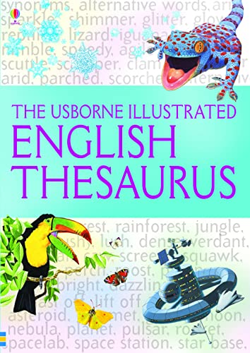 Illustrated English Thesaurus (Illustrated Dictionary) von Usborne Publishing Ltd