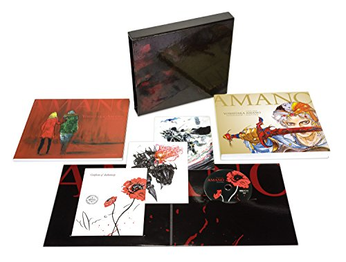 Yoshitaka Amano: The Illustrated Biography Beyond the Fantasy Limited Edition von Dark Horse Manga