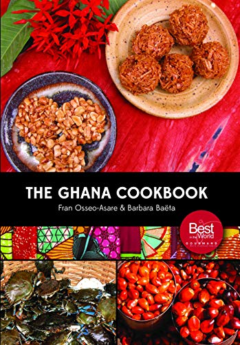 Ghana Cookbook von Hippocrene Books