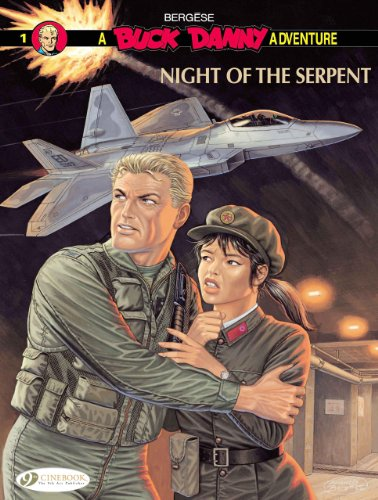 Buck Danny Vol.1: Night of the Serpent