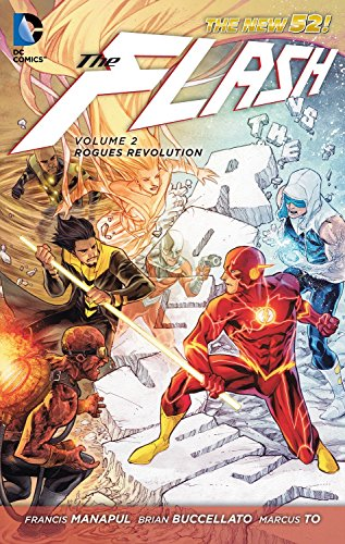 The Flash Vol. 2: Rogues Revolution (The New 52) von DC Comics