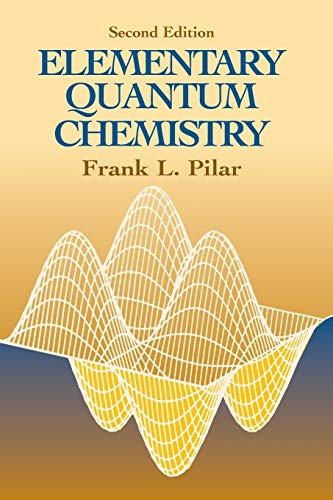 """Elementary Quantum Chemistry, Secon"" (Dover Books on Chemistry) von Dover Publications Inc."