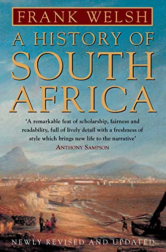 A History of South Africa von HarperCollins Publishers