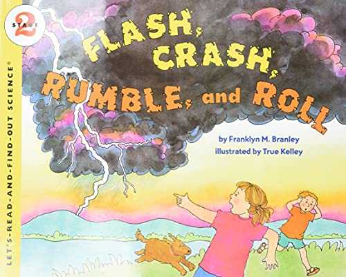 Flash, Crash, Rumble, and Roll (Let's-Read-and-Find-Out Science 2) von HarperCollins