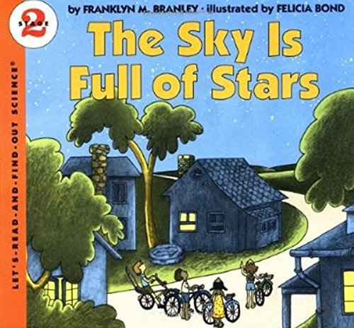 The Sky Is Full of Stars (Let's-Read-and-Find-Out Science 2) von HarperCollins