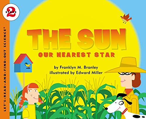 The Sun: Our Nearest Star (Let's-Read-and-Find-Out Science 2)