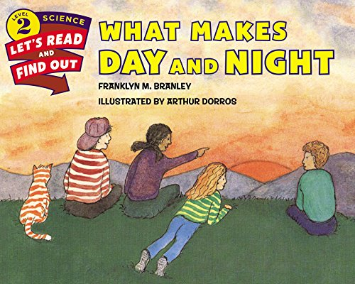 What Makes Day and Night (Let's-Read-and-Find-Out Science 2) von HarperCollins