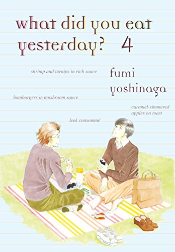 What Did You Eat Yesterday?, Volume 4