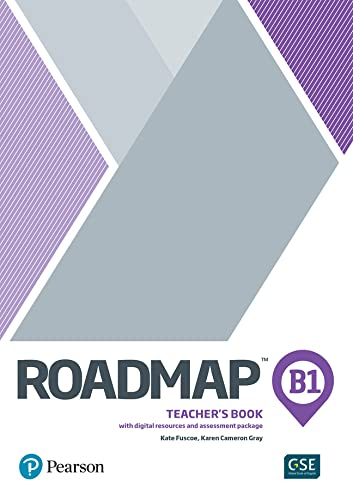 Roadmap B1 Teacher's Book with Digital Resources & Assessment Package von PEARSON EDUCATION