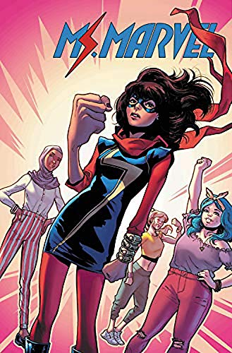 Ms. Marvel Vol. 10: Time and Again (Ms. Marvel (2014), Band 10) von Marvel