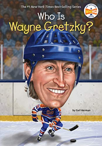 Who Is Wayne Gretzky? (Who Was?) von Penguin Workshop