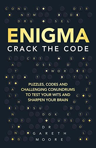 Enigma: Crack the Code von Michael O'Mara Books