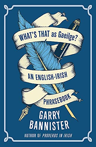 What's That as Gaeilge: An English-Irish Phrasebook von New Island Books