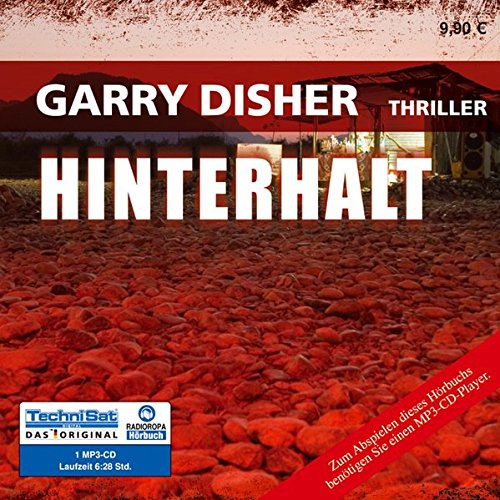 Hinterhalt (1 MP3 CD)