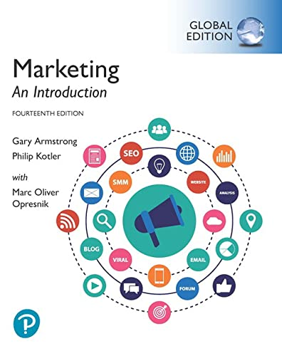 Marketing: An Introduction, Global Edition von Pearson Deutschland Gmbh; Pearson
