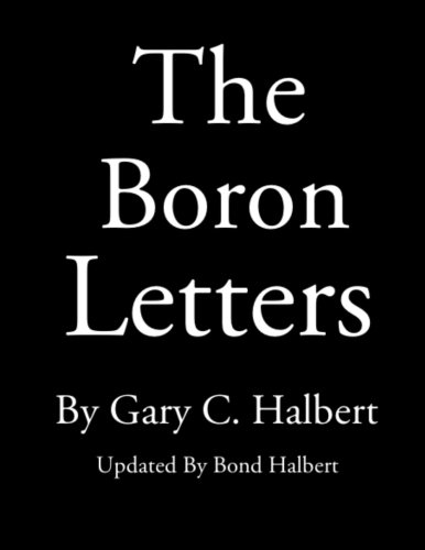 The Boron Letters von CreateSpace Independent Publishing Platform