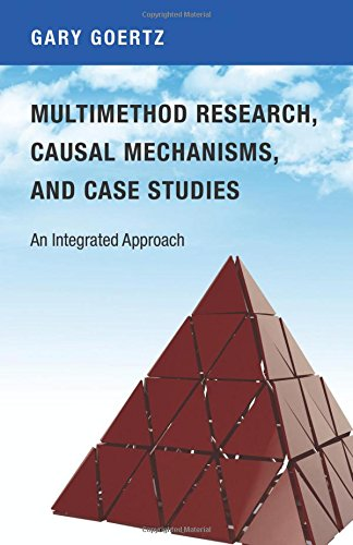 Multimethod Research, Causal Mechanisms, and Case Studies: An Integrated Approach von Princeton University Press