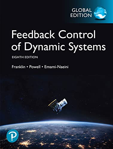 Feedback Control of Dynamic Systems, Global Edition (0) von Pearson Education Limited