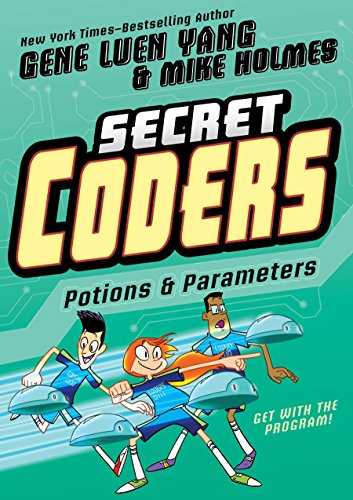 Secret Coders: Potions & Parameters von FIRST SECOND