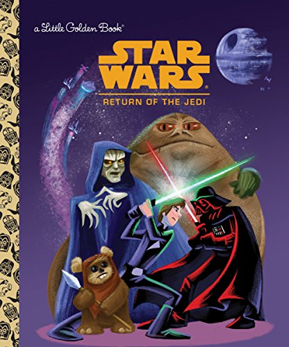 Star Wars: Return of the Jedi (Star Wars) (Little Golden Book) von Golden Books