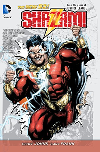Shazam! Vol. 1 (The New 52): From the Pages of Justice League von DC Comics
