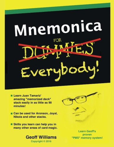 Mnemonica For Everybody von CreateSpace Independent Publishing Platform