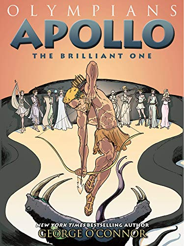 Olympians: Apollo: The Brilliant One von FIRST SECOND