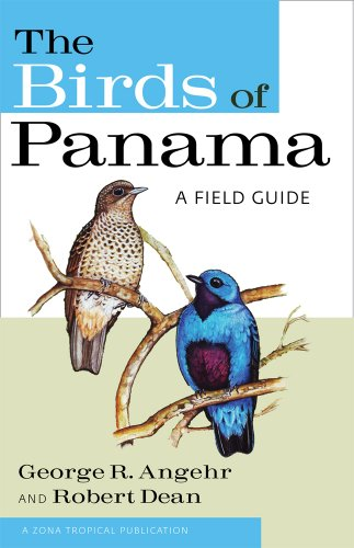 The Birds of Panama: A Field Guide (Zona Tropical Publications) von Comstock Publishing