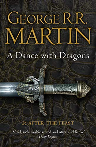 A Song of Ice and Fire 05.2. A Dance with Dragons - After the Feast von Harper Collins UK