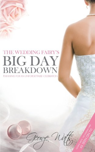 The Wedding Fairy's Big Day Breakdown: Planning for an Unforgettable Celebration von Andrews UK Limited