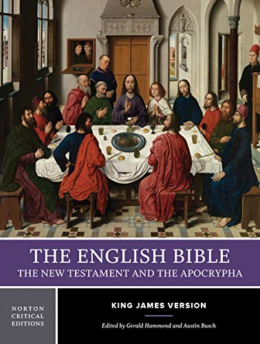 2: The English Bible: The New Testament (Norton Critical Editions)