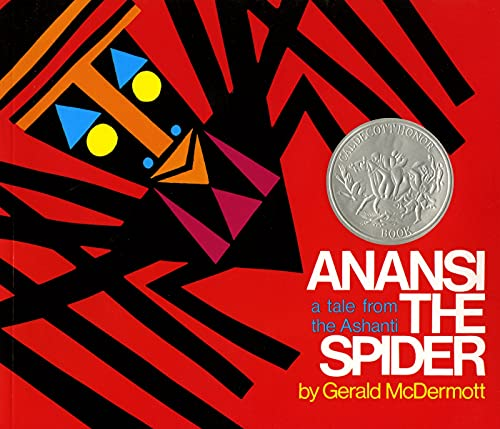 Anansi the Spider: A Tale from the Ashanti (An Owlet Book) von Macmillan USA