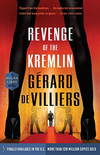 Revenge of the Kremlin (A Malko Linge Novel, Band 6) von Vintage Crime/Black Lizard