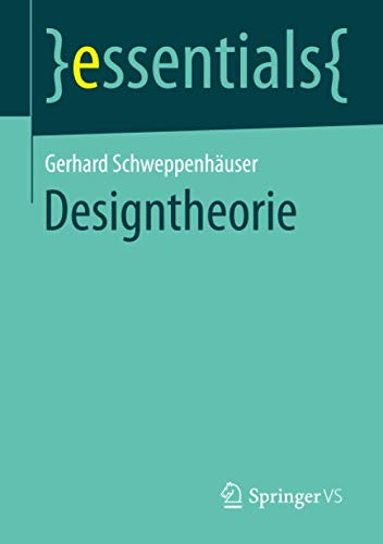Designtheorie (essentials)