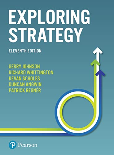 Exploring Strategy: Only Text: Text Only von Pearson Education