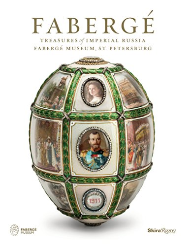 Faberge: Treasures of Imperial Russia: Faberge Museum, St. Petersburg von Rizzoli Electa