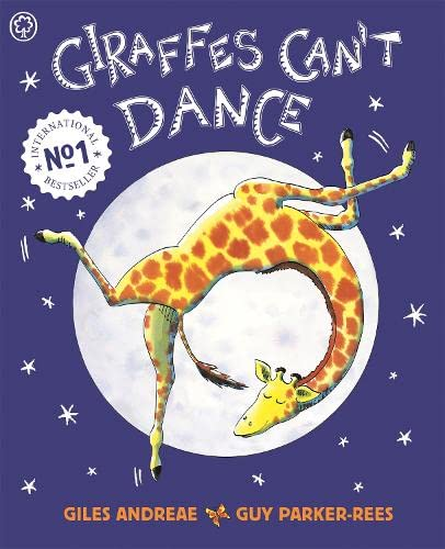 Giraffes Can't Dance von Hachette Children's Group