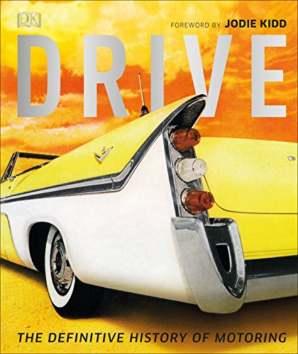 Drive: The Definitive History of Motoring (My First Touch & Feel Cards) von Dorling Kindersley Uk; Dk