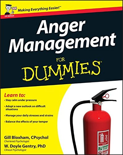 Anger Management For Dummies: UK Edition