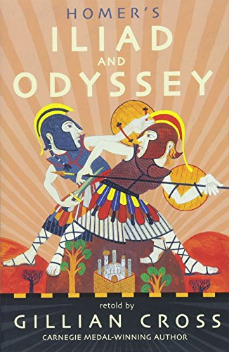 Homer's Iliad and Odyssey: Two of the Greatest Stories Ever Told von Walker Books Ltd