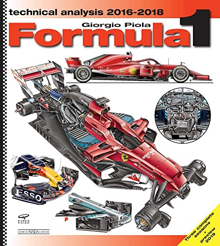 Formula 1 Technical Analysis 2016/2018 (Formula 1 World Championship Yearbook)