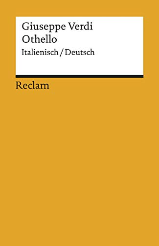 Othello: Ital. /Dt. (Reclams Universal-Bibliothek) von Philipp Reclam Jr.