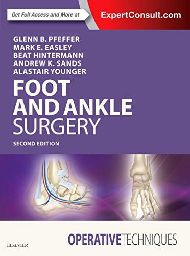 Operative Techniques: Foot and Ankle Surgery von Elsevier